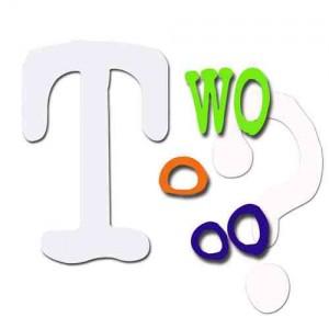 To, too, two en anglais – Homophone – Cours d'anglais en vidéo