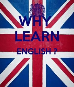 Apprendre l'anglais, OK, mais pourquoi faire?