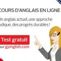 cours anglais en ligne gymglish