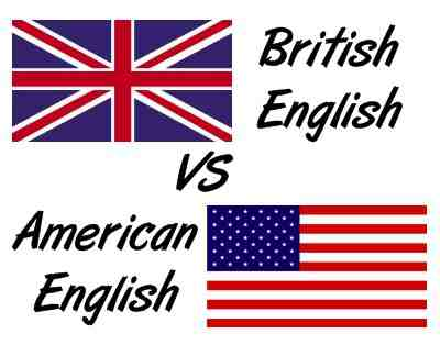 british english vs american-english