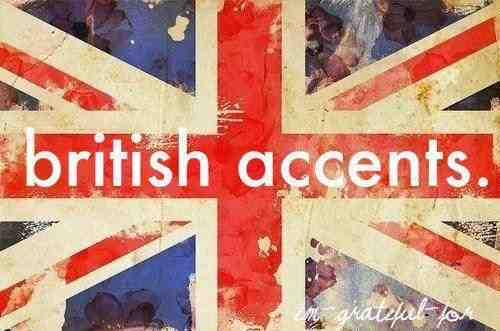 accent prononciation britannique