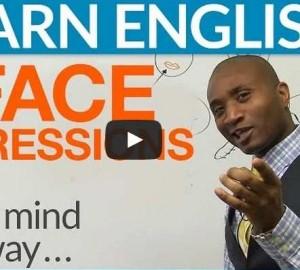 7 expressions anglaises utilisant des parties du visage ou de la tête en vidéo – IDIOMS